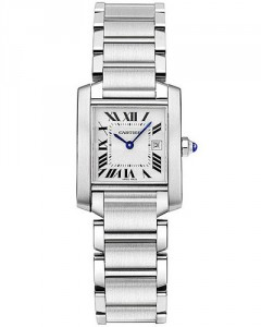 Cartier-Tank-Francaise-steel